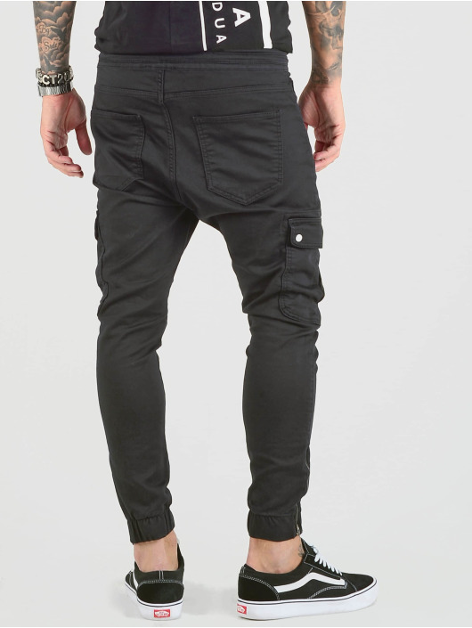 VSCT Clubwear Cargo pants Spencer Antifit svart