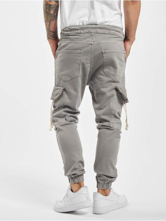 VSCT Clubwear Cargobroek Noah Denim Cargo grijs