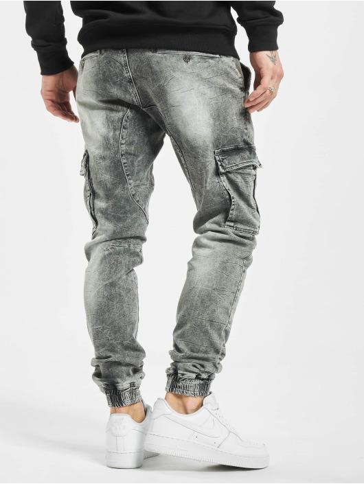 VSCT Clubwear Cargobroek Noah grijs