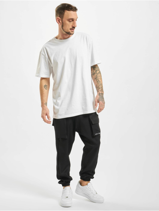 VSCT Clubwear Cargobroek Assasin Nylon zwart