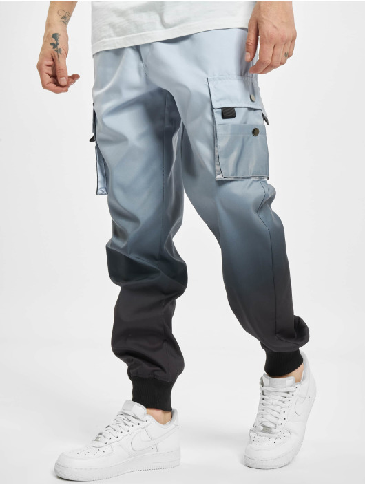 VSCT Clubwear Cargohose Graded Noah Cargo blau