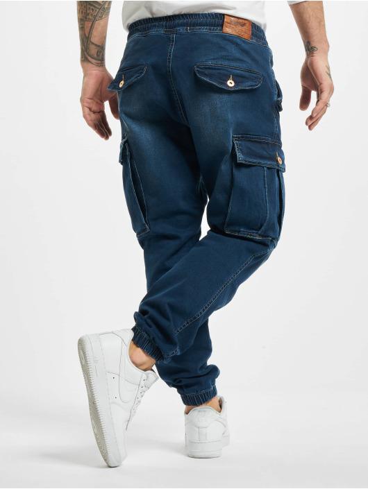 VSCT Clubwear Cargohose Norman Dnm blau