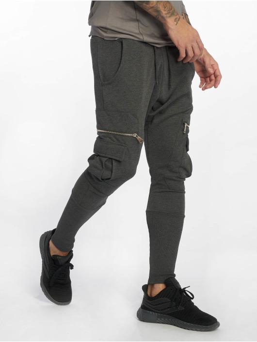 VSCT Clubwear Cargohose Future grau