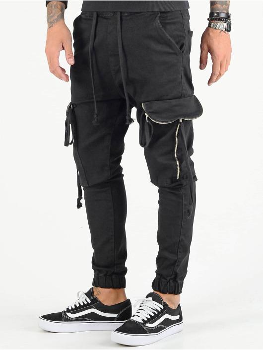 VSCT Clubwear Cargohose Noah schwarz