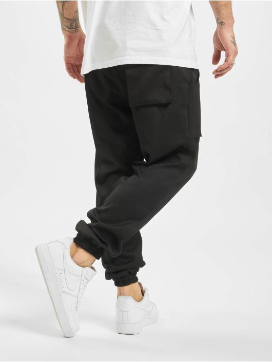 VSCT Clubwear Cargohose Assasin Nylon schwarz