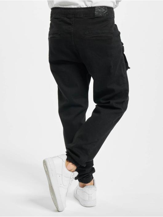 VSCT Clubwear Cargohose Norman schwarz