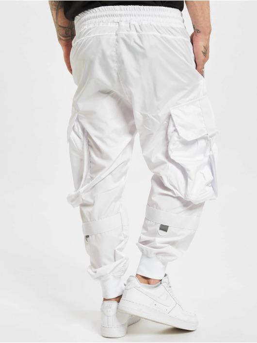 VSCT Clubwear Cargohose Jupiter Cargo weiß