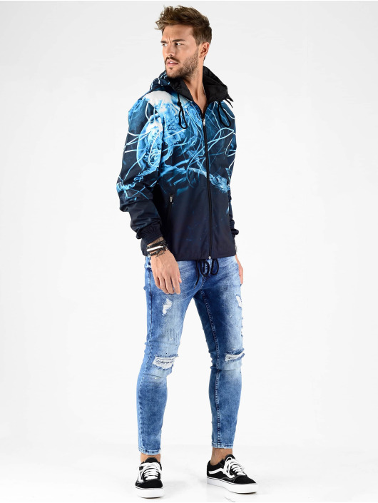 VSCT Clubwear Chaqueta de entretiempo Sealife X-Ray azul