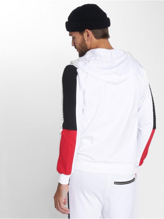VSCT Clubwear Chaqueta de entretiempo Biker blanco