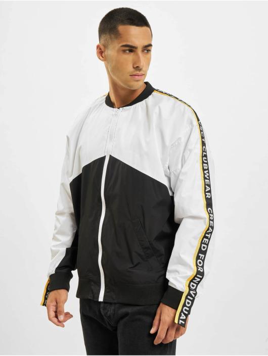 VSCT Clubwear Chaqueta de entretiempo Coach Logo Tape blanco