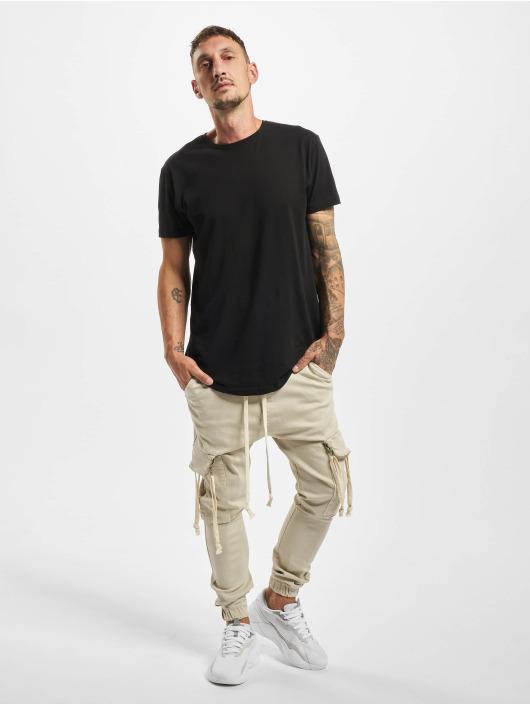 VSCT Clubwear Chino bukser Noah Denim Cargo Cuffed beige
