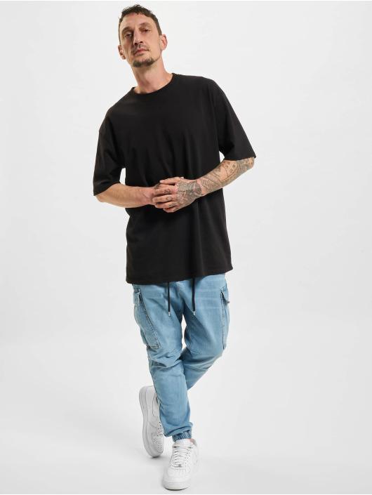 VSCT Clubwear Chino bukser Norman Baggy blå