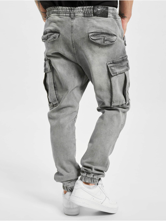 VSCT Clubwear Chino bukser Norman Baggy grå