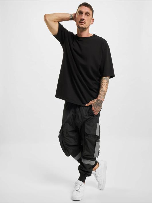 VSCT Clubwear Chino bukser Jupiter Cargo svart
