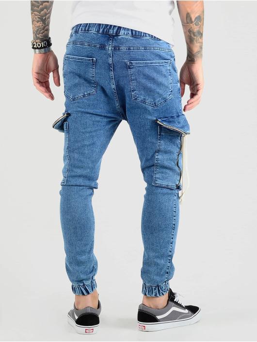 VSCT Clubwear dżinsy przylegające Noah niebieski