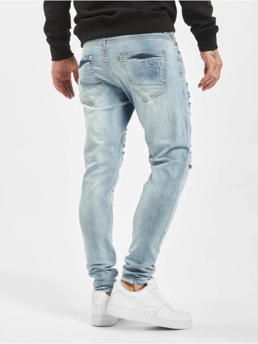 VSCT Clubwear dżinsy przylegające Thor Superused niebieski