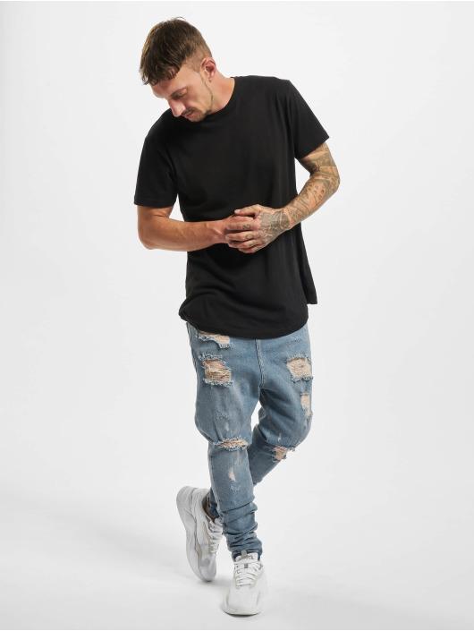 VSCT Clubwear dżinsy przylegające Spencer New Gen 2 Low niebieski