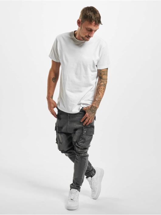 VSCT Clubwear dżinsy przylegające Clubwear szary