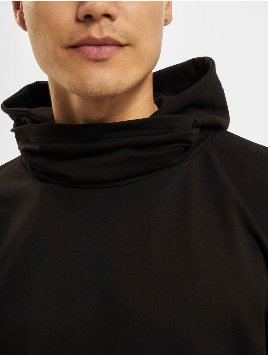 VSCT Clubwear Felpa con cappuccio Hooded Bulky nero