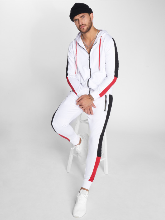 VSCT Clubwear Giacca Mezza Stagione Biker bianco