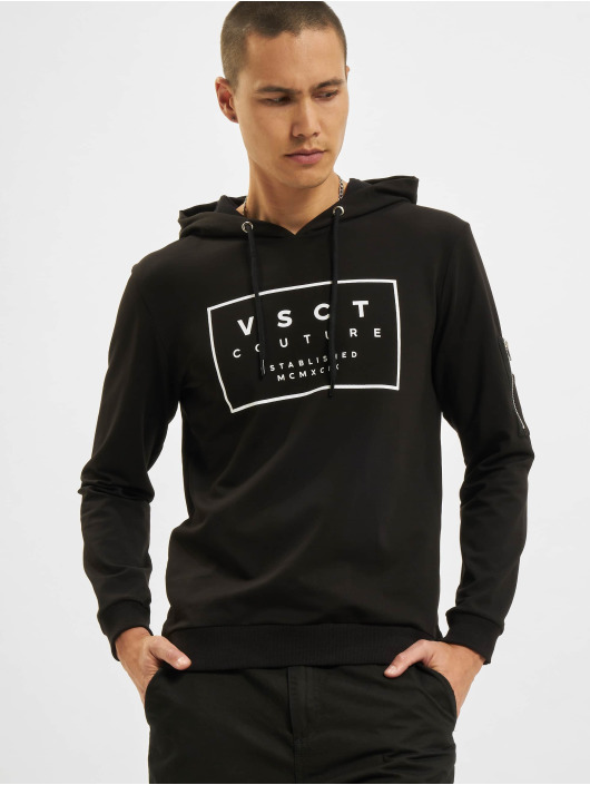 VSCT Clubwear Hoodie Logo Couture black