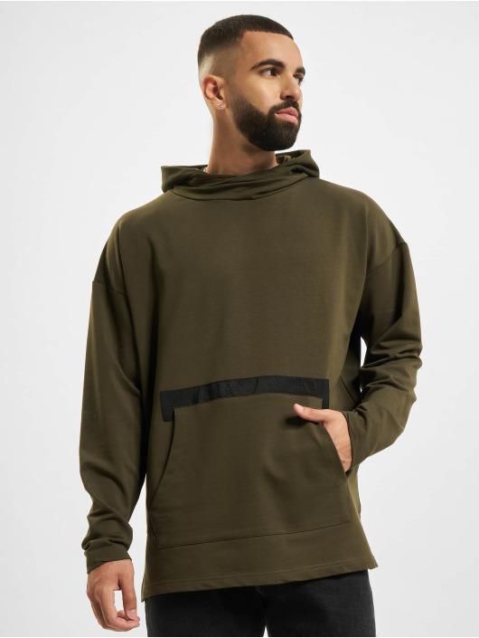 VSCT Clubwear Hoodie Hooded Bulky khaki