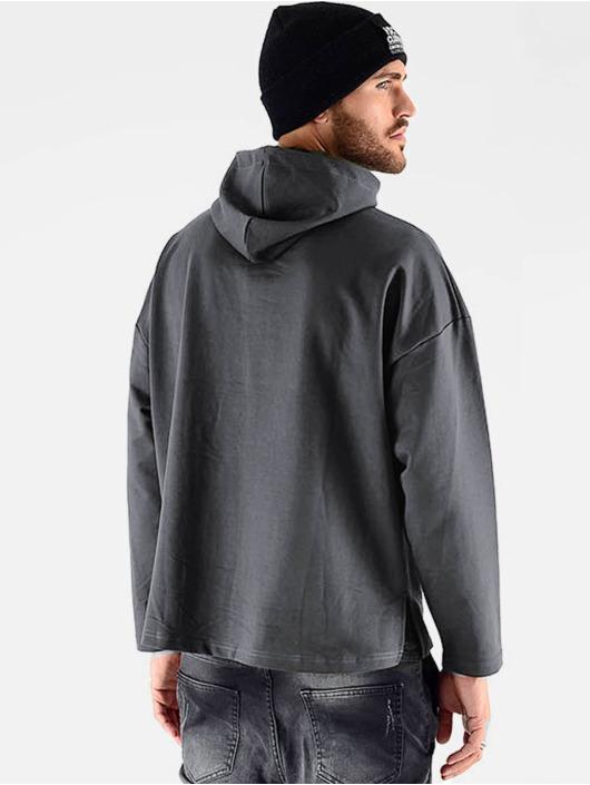 VSCT Clubwear Hoodies Hooded Bulky grå