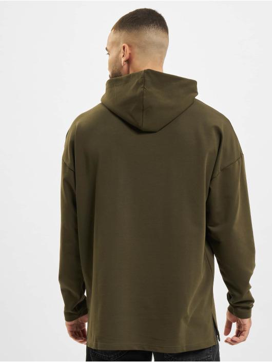 VSCT Clubwear Hoodies Hooded Bulky khaki