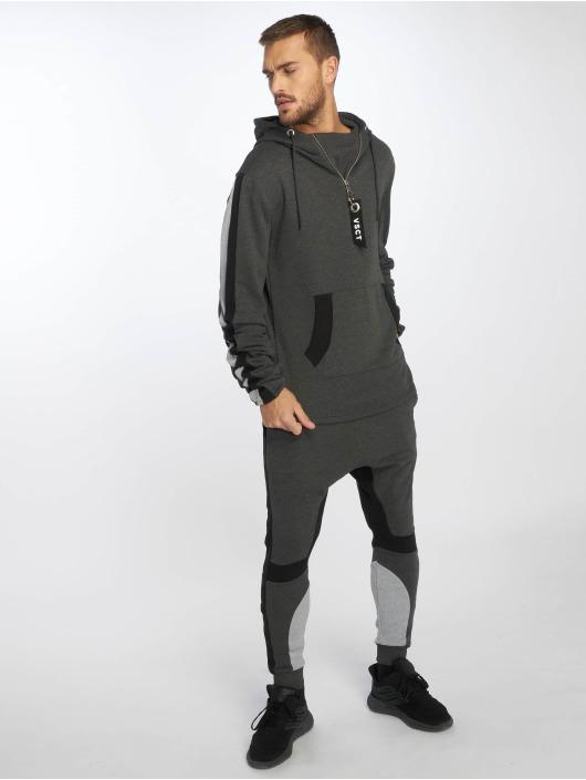 VSCT Clubwear Hoody Racer grau