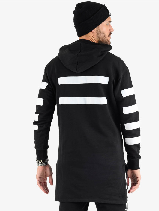 VSCT Clubwear Hoody Geomatrix schwarz