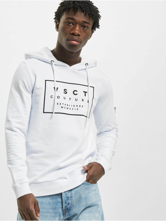 VSCT Clubwear Hoody Hooded Logo Couture wit