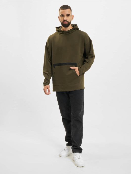 VSCT Clubwear Hupparit Hooded Bulky khakiruskea