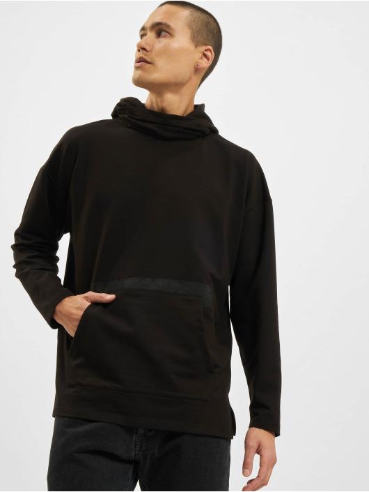 VSCT Clubwear Hupparit Hooded Bulky musta