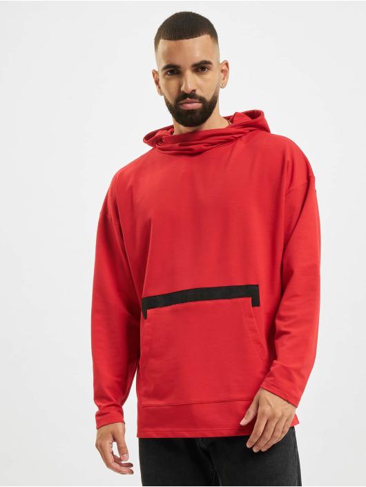 VSCT Clubwear Hupparit Hooded Bulky punainen