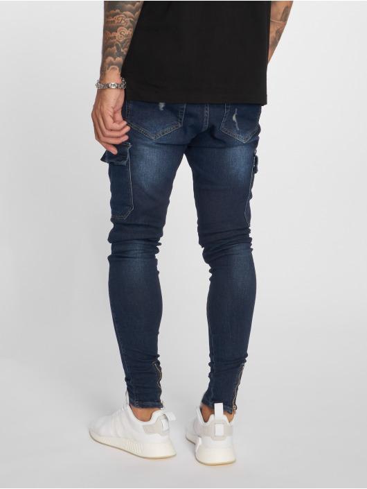 VSCT Clubwear Jean carotte antifit Thor bleu