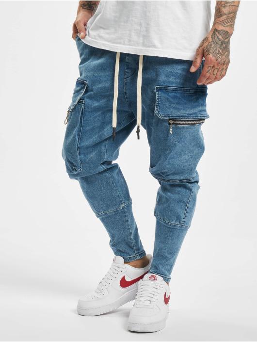 VSCT Clubwear Jean carotte antifit Logan bleu