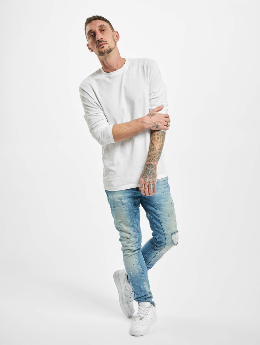 VSCT Clubwear Jean carotte antifit Keanu bleu