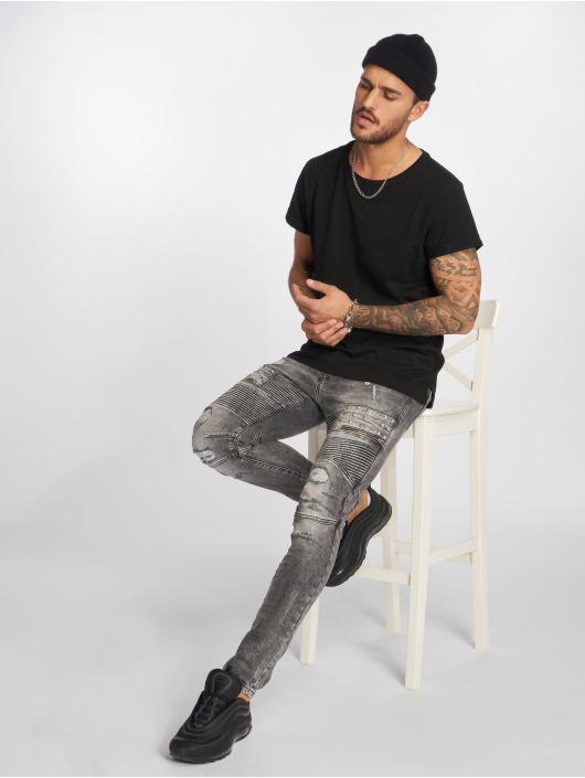 VSCT Clubwear Jean carotte antifit New Liam gris