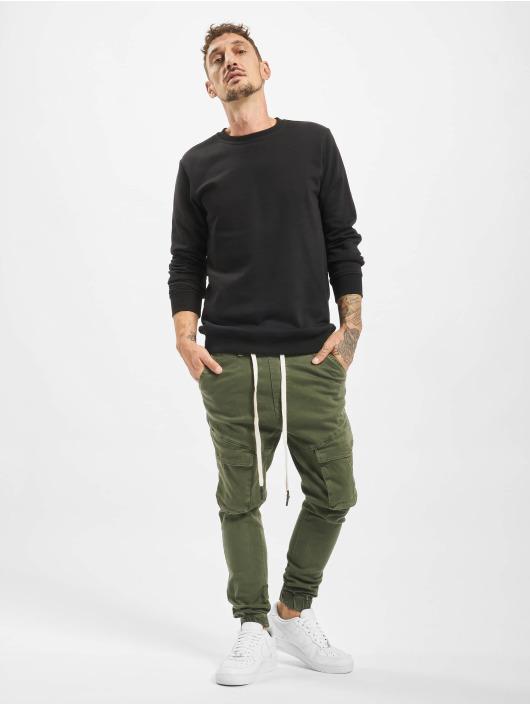 VSCT Clubwear Jean carotte antifit Noah Cargo Cuffed Cool kaki