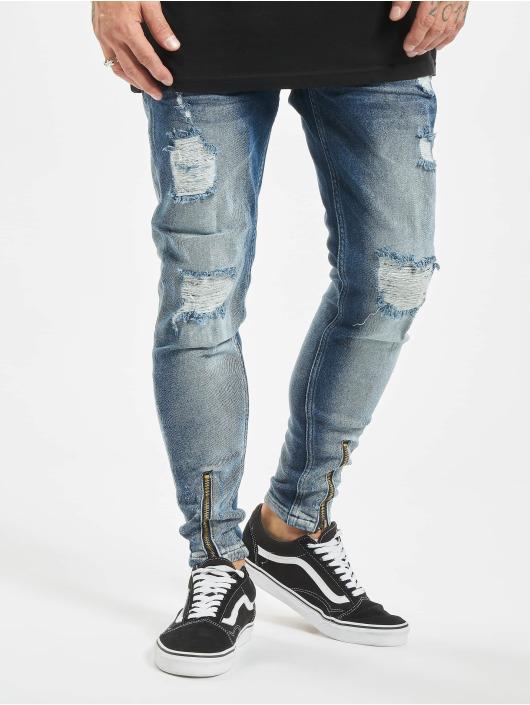 VSCT Clubwear Jean skinny Keanu bleu