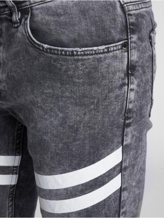 VSCT Clubwear Jean skinny Nick Athletic Musclefit gris