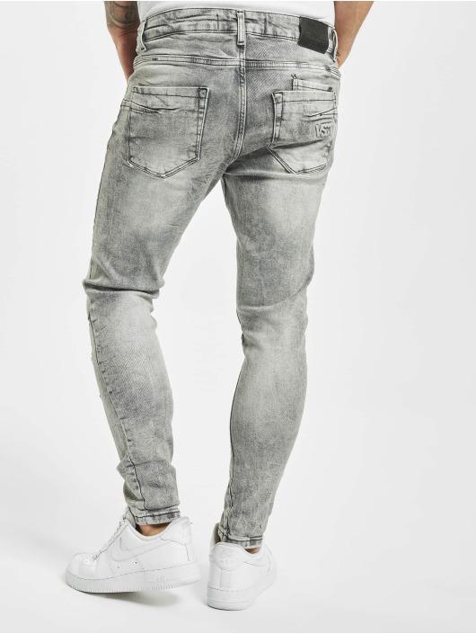 VSCT Clubwear Jean skinny New Keanu Spencer Hybrid gris