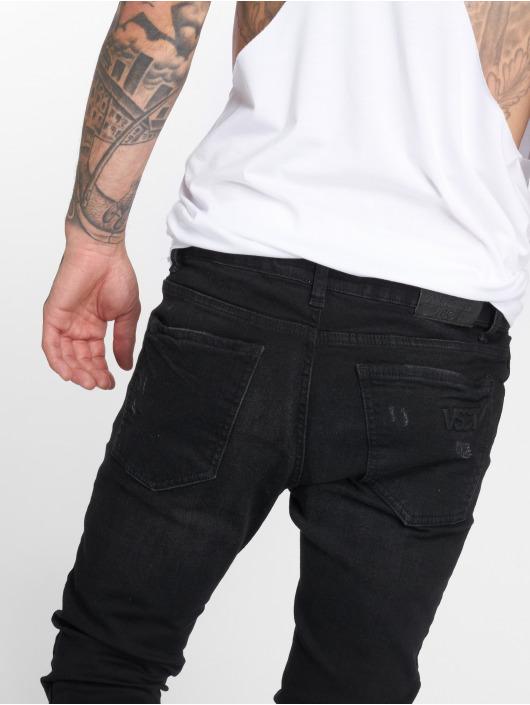 VSCT Clubwear Jean skinny Thor noir
