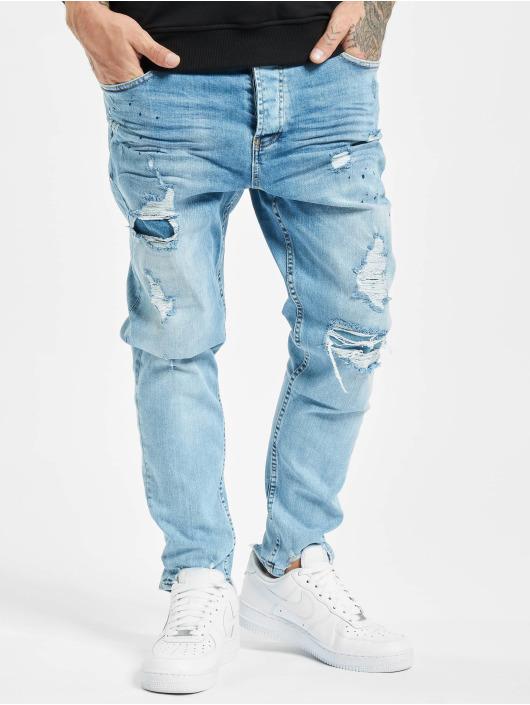 Slim 672067 Keanu Clubwear Vsct Bleu Homme Jean XkZOPiu