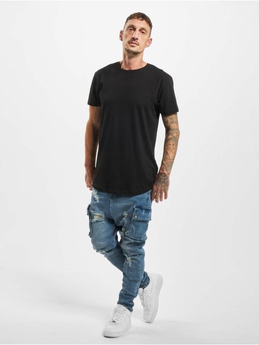 VSCT Clubwear Jeans ajustado Cargo Spencer New Gen 2 Low azul