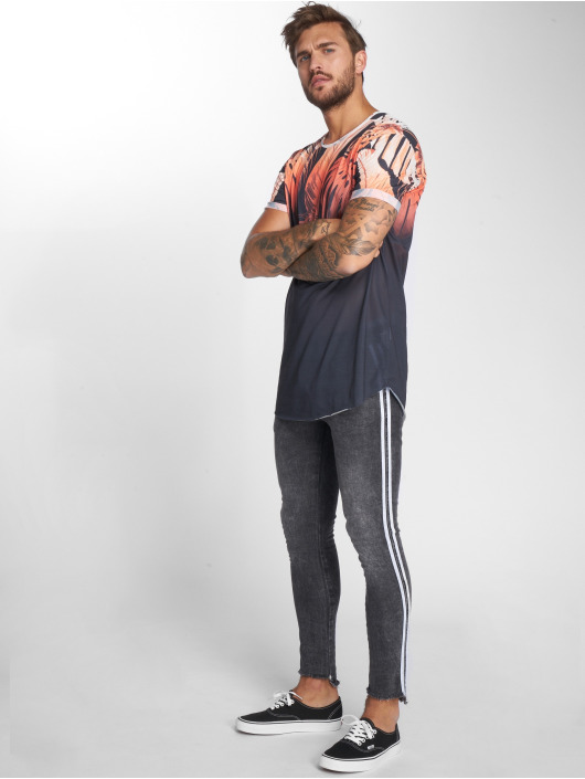VSCT Clubwear Jeans ajustado Knox Slim Track gris
