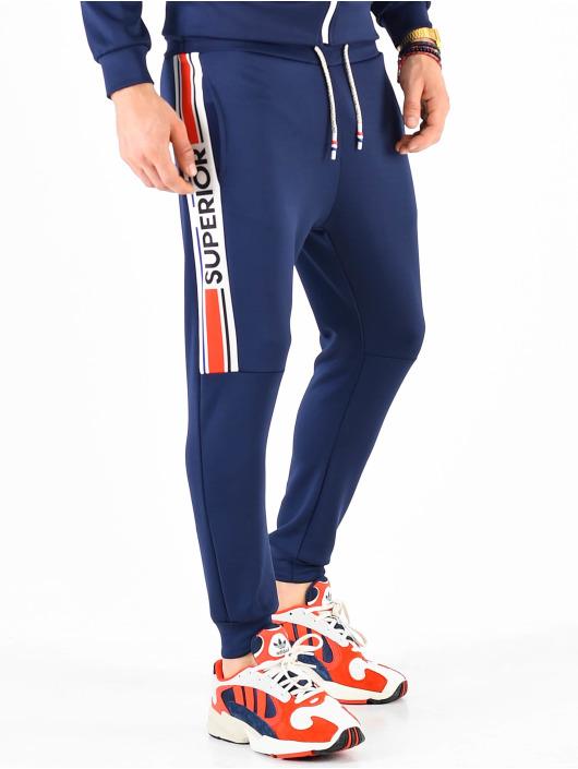 VSCT Clubwear Joggebukser Superior blå
