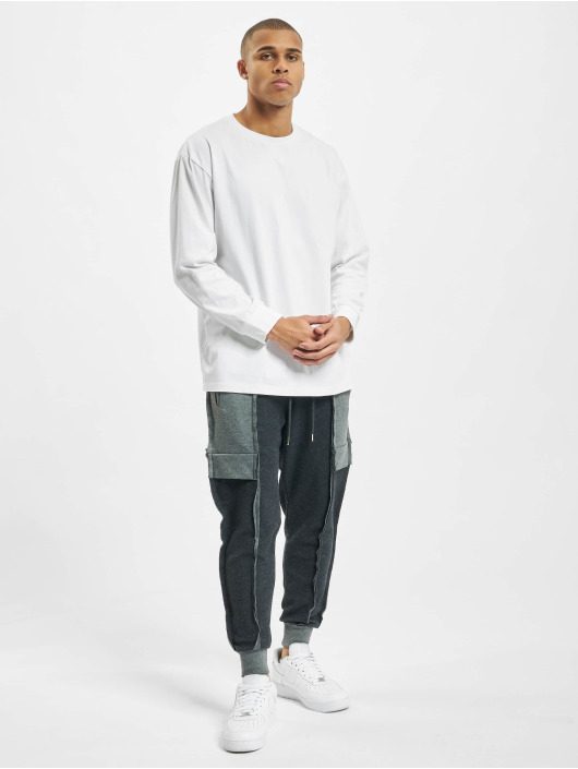 VSCT Clubwear Joggebukser Lowcrotch Cut To Edge grå