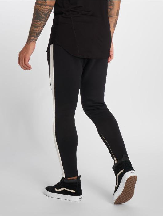VSCT Clubwear Joggebukser Stripe svart