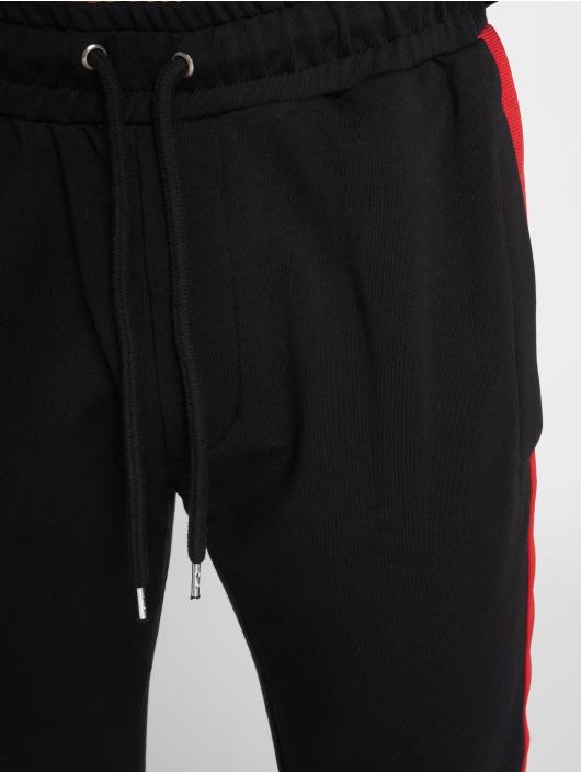 VSCT Clubwear Joggebukser Noah Cuffed svart